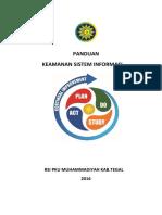 Panduan Keamanan Sistem Infomasi - Copy