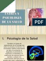 ESTRÉS Y PSICOLOGÍA DE LA SALUD