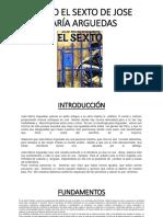 Ensayo El Sexto de Jose María Arguedas