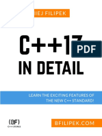 Cpp17indetail Sample (1)