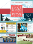 Lake Chelan - Winter Event Guide