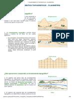 7. Levantamientos Topográficos – Planimetría