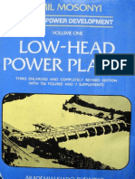 Low Head Power Plants Volume 1, Mosonyi