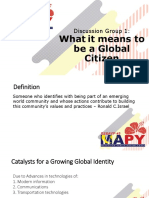 DG 1 What It Means to Be a Global Citizen - V1