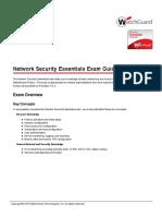 Network Security Essentials Exam Guide