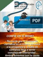 Historia Clinica integral
