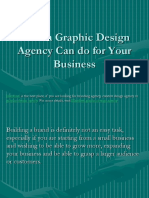 What a Graphic Design Agency Can Do for Your Business