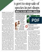 Pets shops