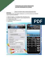 Soluciones a Problemas Softphone GTC