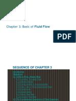 Basic of fluid flow
