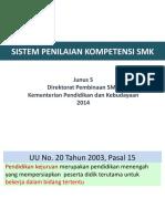 Sistem Penilaian SMK