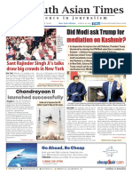 Vol.12 Issue 13 July 27-Aug 2, 2019