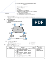 RPP Teknologi Layanan Jaringan Kelas XII TKJ