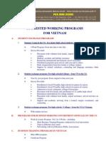 Special Programs 28-07-2010