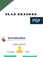 Slab Bridges