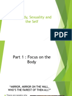 Unpacking the Self - The Body, Sexuality and the Self