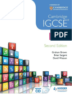Information and Communication Technology (Second Edition) by Graham Brown and David Watson