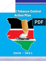 Kenya National Tobacco Control Action Plan
