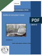 Diseño de Escaleras y Vigas-1