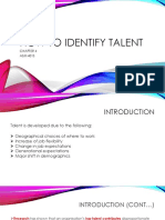 Chapter 4 - How to Identify Talent-1