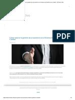 Cómo Mejorar La Gestión de Proveedores en El Sistema de Gestión de La Calidad - IsOTools Chile