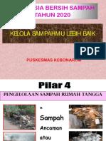 Materi Sampah (Pilar 4 STBM)