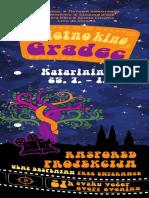 Ljetno Kino Gradec Program 2019