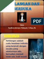 4. KEHILANGAN DAN BERDUKA-1.pptx