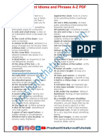 Idioms and Phrases a-Z PDF-min