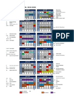 Calender Academic Sd 2019-2020