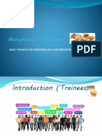 Manufacturing Hygiene Publish