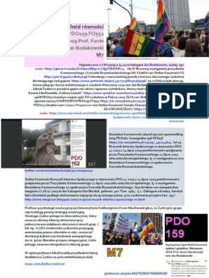 Agresywny Apartheid M7 Kevin MacDonald Jan Bodakowski Studien zum Corpus Priapeorum von Stefan Kosiewski 20190724 ME SOWA MUSZELKI PSY21 Solidarnosc Podlasia-scalone