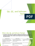 QA-QC-Software Testing Rev0 Dt22072019