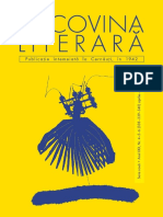 BUCOVINA LITERARĂ Nr. 4-5-6 / 2019