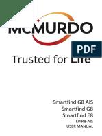 McMurdo SmartFind G8 E8