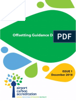 Offsetting Guidance Document - Issue 1 - December 2018
