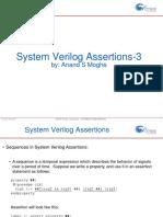 SV Assertions Lec3