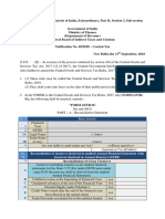 GSTR 9C Audit Proforma