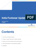 India Sourcing and Retail March 2014FDRA
