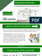Expo Rutas de Evacuación