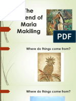 The Legend of Maria Makiling
