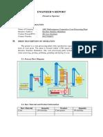Pto Engineering Report Sample