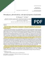 Photophysíc, Photochemistry and Optical Properties of PI