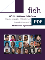 Eu Ngo Forum 2018