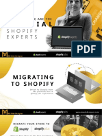 Hire certified Shopify migration experts from India