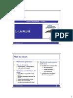 Cours 2 Pluie 2016-Tirage