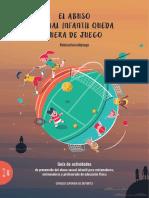 Unicef Educa Csd Guia Actividades Prevencion Abuso Sexual Infantil Deporte Educacion Secundaria