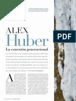 Alex Huber (Desnivel)