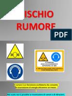 RISCHIO RUMORE