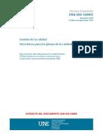 UNE - ISO 10005:2018